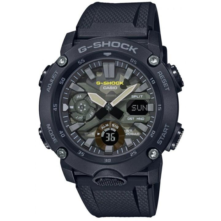Casio G-Shock Utility Color GA-2000SU-1AJF