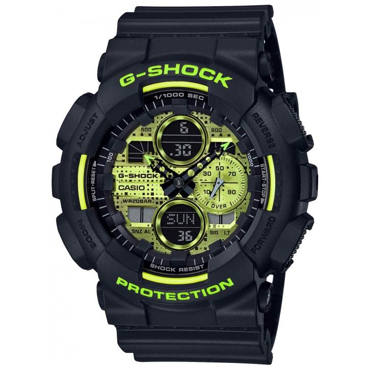 Casio G-Shock Digital Camo Face Series GA-140DC-1AJF