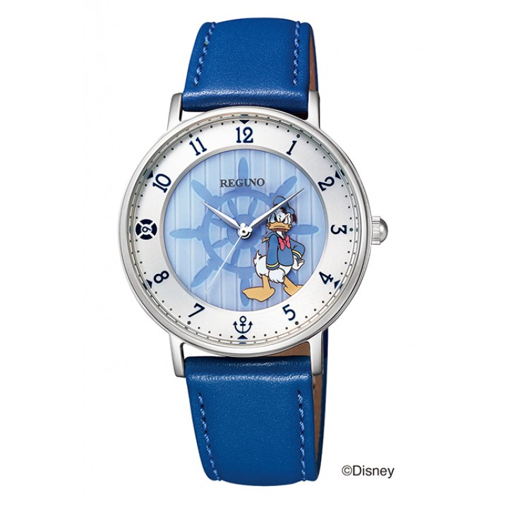 CITIZEN REGUNO DISNEY DONALD DUCK LIMITED MODEL KP3-112-10