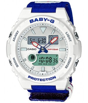 Casio Baby-G G-Lide SURF CAMP 25th Anniversary Model BAX-125-2AJR