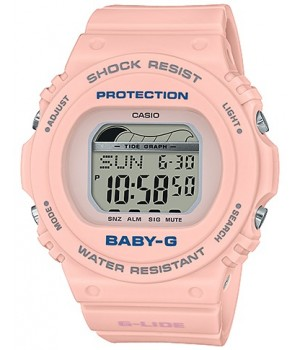 Casio Baby-G G-Lide 2019SS 90's Surf Camp BLX-570-4JF