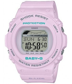 Casio Baby-G G-Lide 2019SS 90's Surf Camp BLX-570-6JF