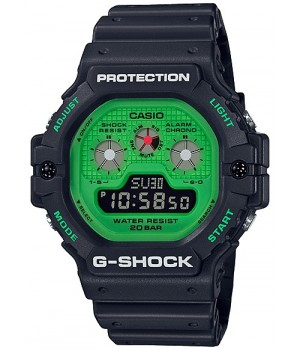 Casio G-Shock Hot Rock Sounds DW-5900RS-1JF