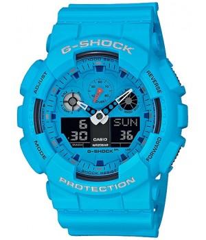Casio G-Shock Hot Rock Sounds GA-100RS-2AJF