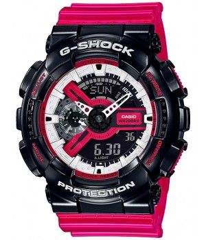 Casio G-Shock Red & Black GA-110RB-1AJF