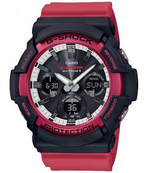 Casio G-Shock Red & Black GAW-100RB-1AJF