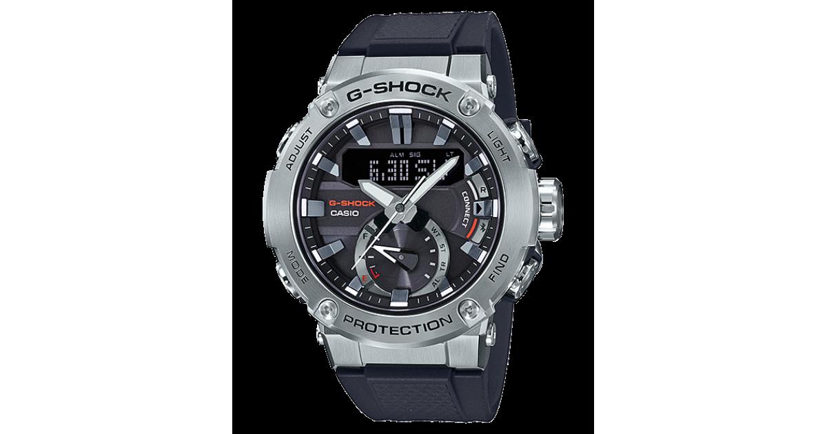 Casio G Shock G Steel Carbon Gst B200 1ajf Sakurawatches Com