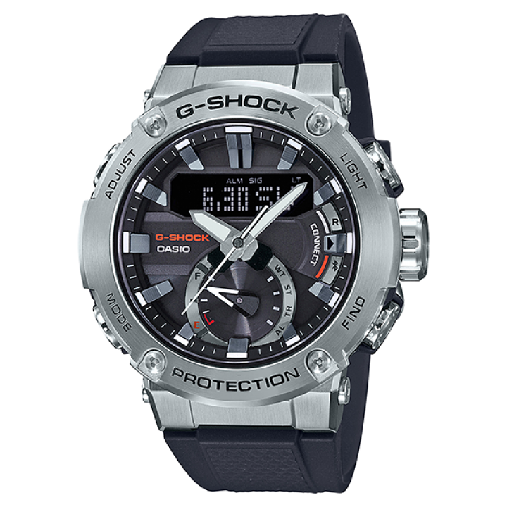 Casio G-Shock G-STEEL Carbon GST-B200-1AJF
