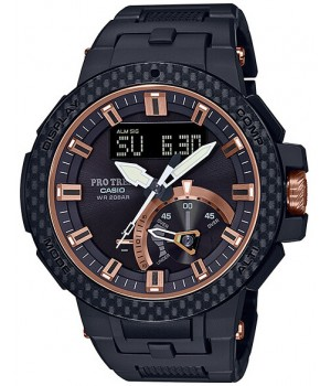 Casio Protrek Multi Field Line Carbon Limited Edition PRW-7000X-1JR