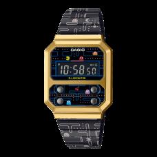 Casio Digital F-100 Reprint Pac-Man Collaboration Limited Model A100WEPC-1BJR