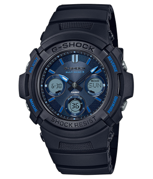 Casio G-Shock FIRE PACKAGE '21 AWG-M100SF-1A2JR