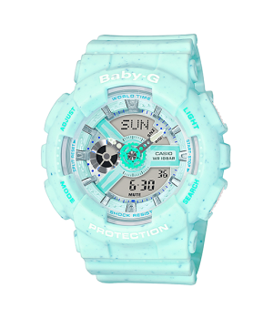 Casio Baby-G Ice Cream Pastel Series BA-110PI-2AJF