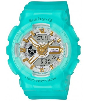 Casio Baby-G Sea Glass Colors BA-110SC-2AJF