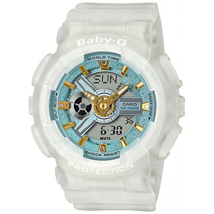 Casio Baby-G Sea Glass Colors BA-110SC-7AJF