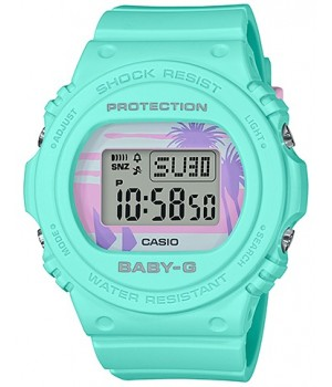 Casio Baby-G 80's Beach Colors BGD-570BC-3JF