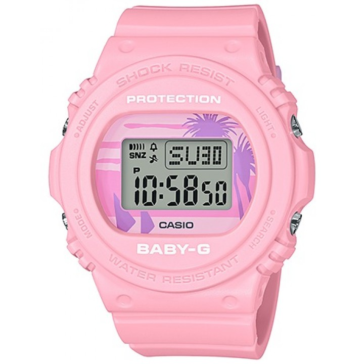 Casio Baby-G 80's Beach Colors BGD-570BC-4JF