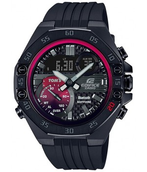 Casio Edifice TOM'S Collaboration Model Limited Edition ECB-10TMS-1AJR