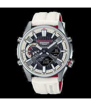 Casio Edifice Honda Racing Championship White Limited Edition ECB-S100HR-1AJR