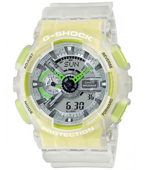 Casio G-Shock Liquid Color Selection GA-110LS-7AJF