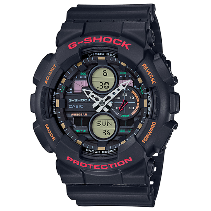 Casio G-Shock GA-140-1A4JF