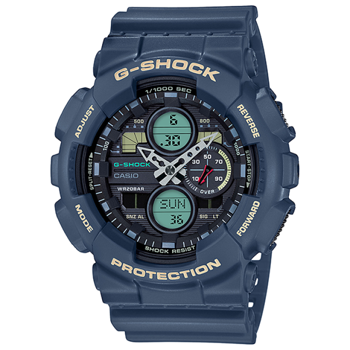 Casio G-Shock GA-140-2AJF