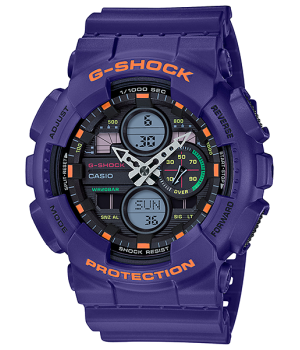 Casio G-Shock GA-140-6AJF