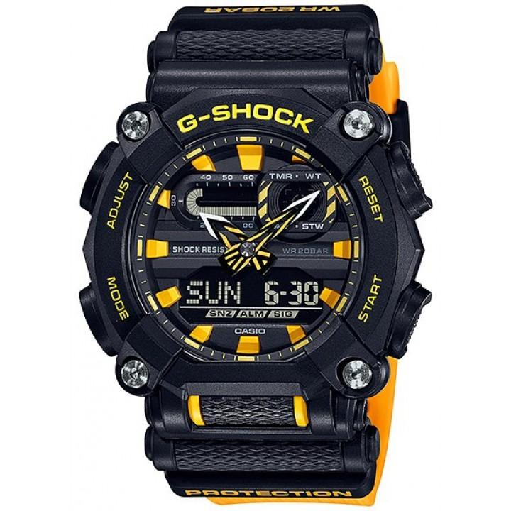 Casio G-Shock Basic Street GA-900A-1A9JF