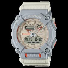 Casio G-Shock Analog-Digital BlackEyePatch Collaboration Model GA-900BEP-8AJR
