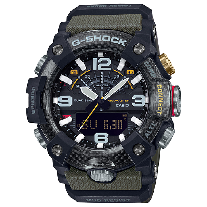 Casio G-Shock Master Of G GG-B100-1A3JF