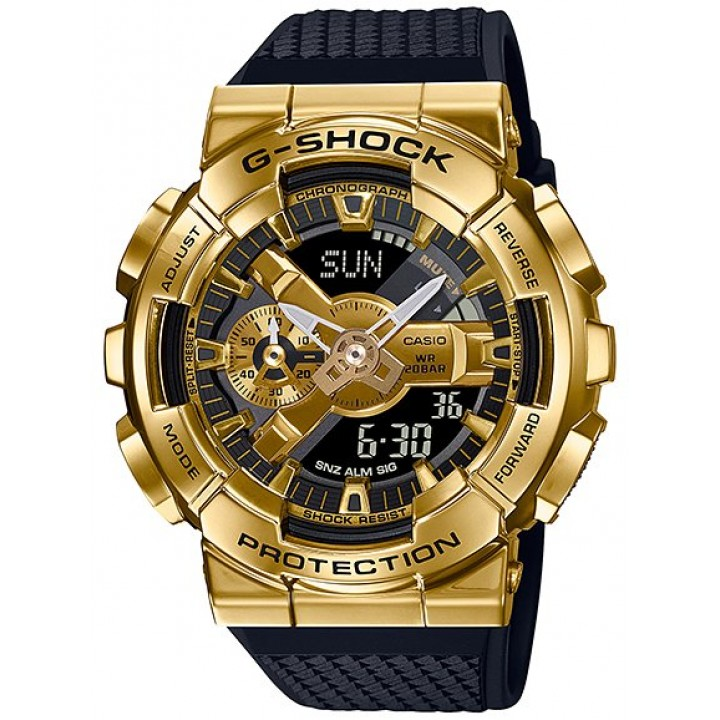 Casio G-Shock Youth Metal GM-110G-1A9JF
