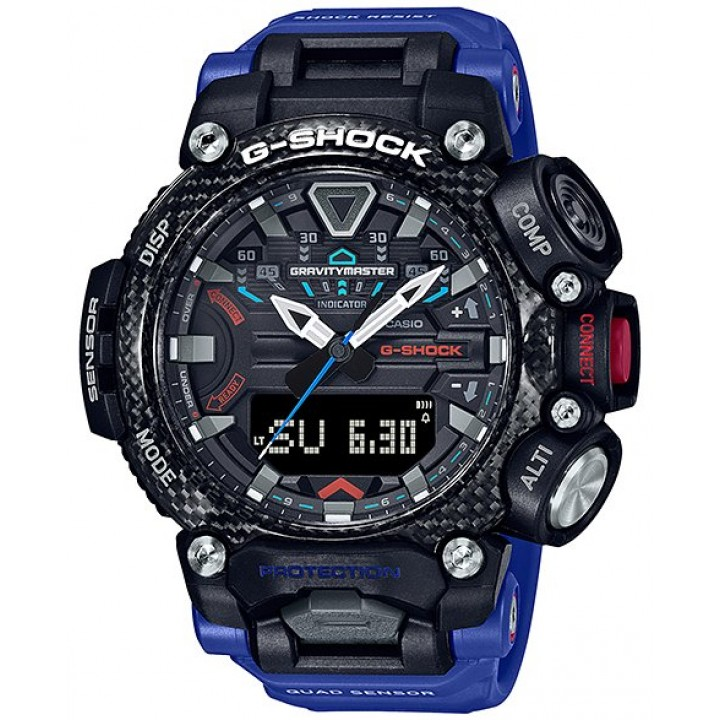Casio G-Shock Carbon Gravitymaster GR-B200-1A2JF
