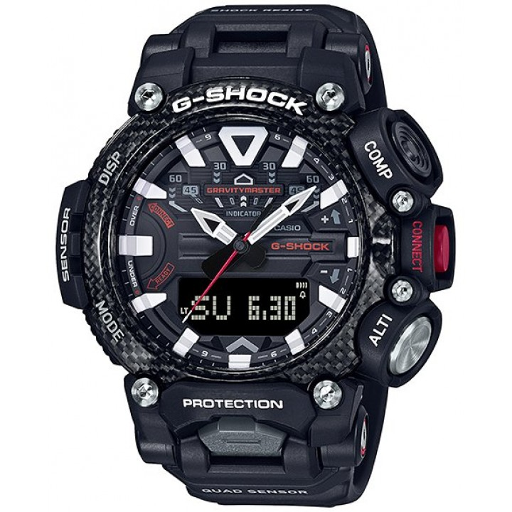Casio G-Shock Carbon Gravitymaster GR-B200-1AJF