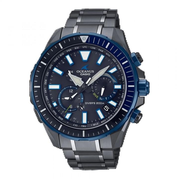 Casio Oceanus Cachalot OCW-P2000B-1AJF