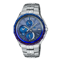 Casio Oceanus Manta Japan Indigo ~ Indigo ~ Limited Model OCW-S5000AP-2AJF