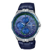 Casio Oceanus Manta Japan Indigo ~ Indigo ~ Limited Model OCW-S5000APL-2AJF