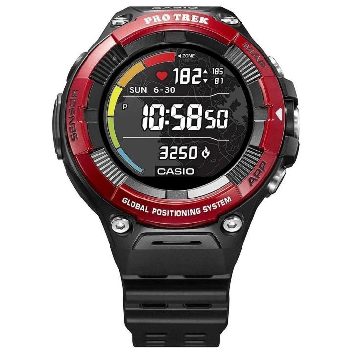 Casio Protrek Smart Outdoor Watch WSD-F21HR-RD