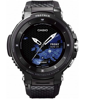 CASIO PROTREK SMART OUTDOOR WATCH WSD-F30-BK