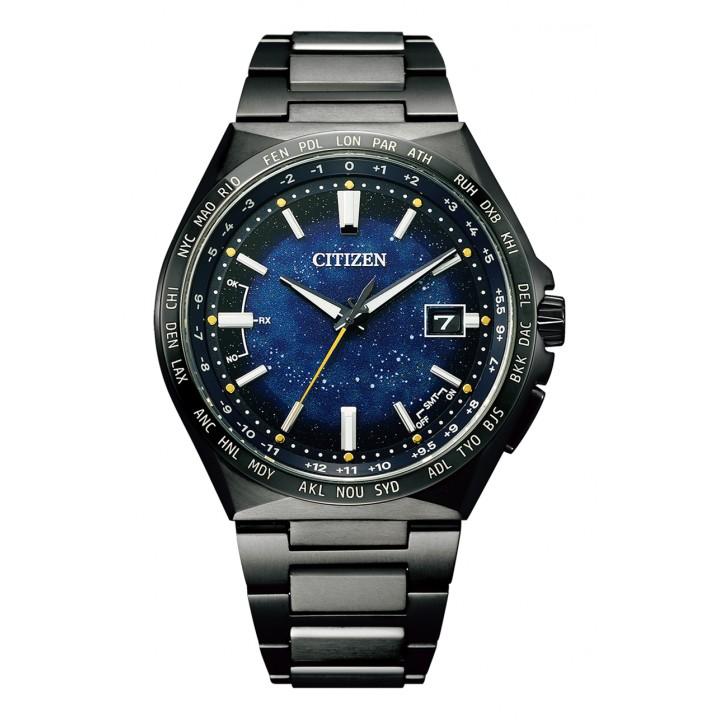 Citizen Attesa Cosmic Blue Collection Titanium Technology 50th Anniversary Limited Model CB0219-50L