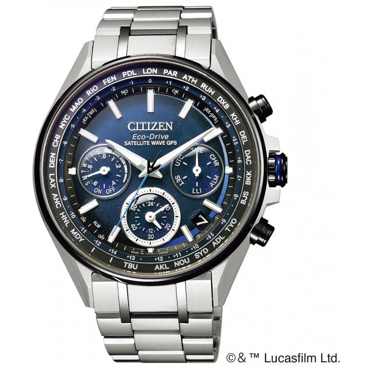 Citizen Attesa Star Wars Model Limited Edition CC4005-63L