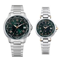 CITIZEN XC SPARKLE IN THE FOREST Pair CB1020-54W/EC1010-57Y