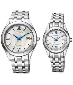 CITIZEN EXCEED Pair AW1000-51A/FE1000-51A