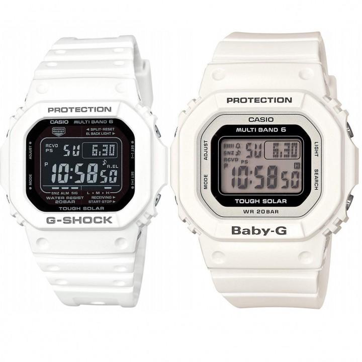 Casio G-SHOCK/BABY-G Pair GW-M5610MD-7JF/BGD-5000MD-1JF