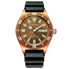 Citizen Promaster Marine Series Mechanical Diver NY0125-08W