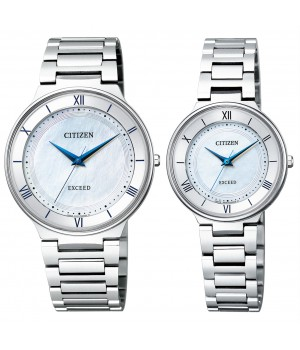 Citizen Exceed Pair AR0080-58A/EX2090-57A