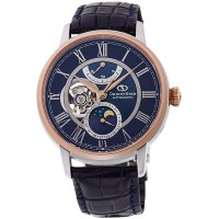 OrientStar Classic Mechanical Moon Phase Limited Model RK-AM0009L