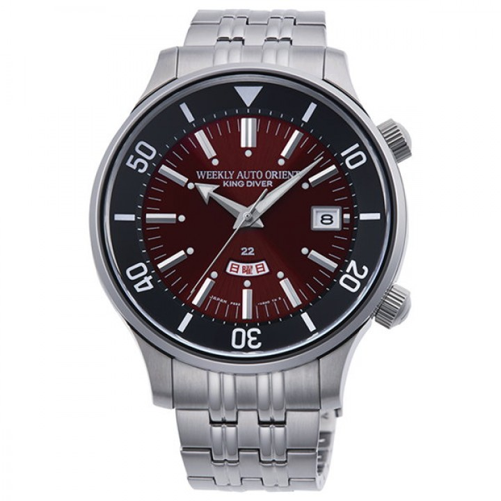 Orient Revival King Diver 70th Anniversary Limited Model RN-AA0D12R