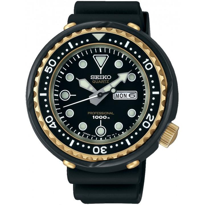 Seiko Prospex 1978 Quartz Divers Reprint Design Limited Model SBBN040