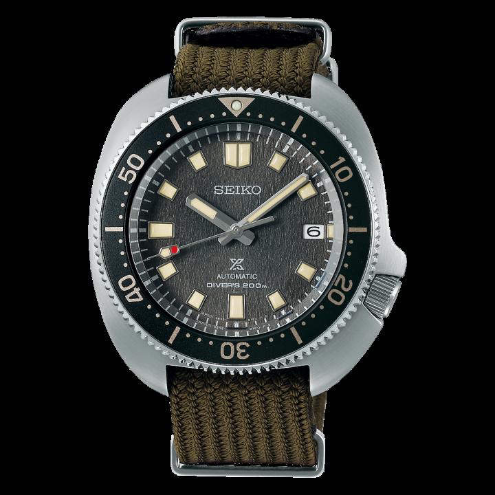 Seiko Prospex 1970 Mechanical Divers Contemporary Design SBDC143