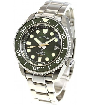 Seiko Prospex 1968 Mechanical Divers 50th Anniversary Limited Model Deep Forest SBDX021