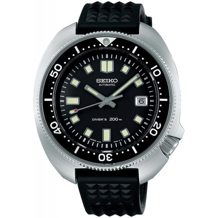 Seiko Prospex 1970 Mechanical Divers Reproduction Design Limited Model SBDX031